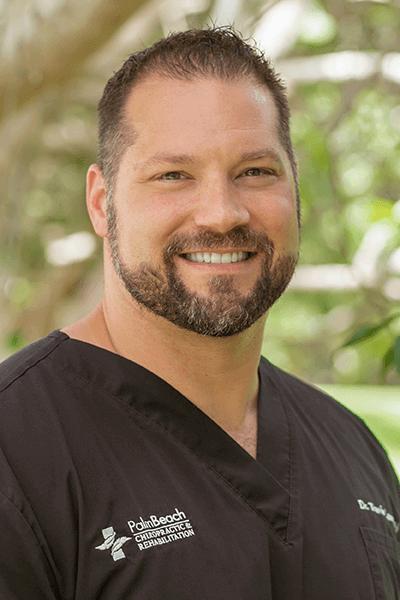Dr. Travis Lamperski - Chiropractor